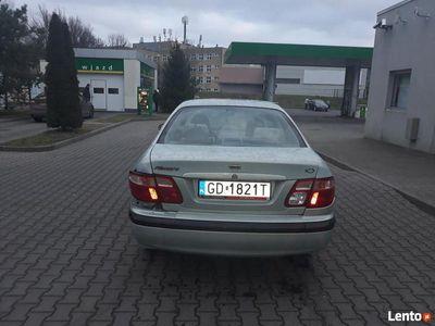 używany Nissan Almera 2002r.