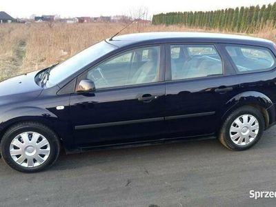 używany Ford Focus 2006r 1.6 gaz kombi