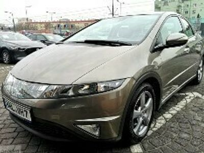 używany Honda Civic VIII 1.4 i-DSI Sport II Wł. Ks.serwisowa Bezwypadkowy