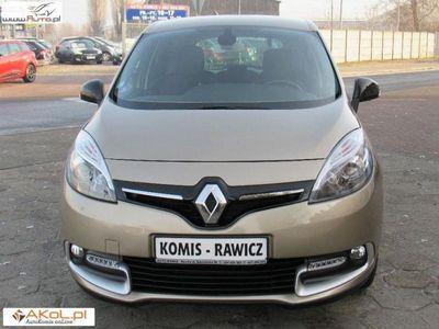 brugt Renault Scénic 1.2dm3 130KM 2014r. 52 000km Benzyna LIFT NAVI Ledy Klimatronic LIMITED