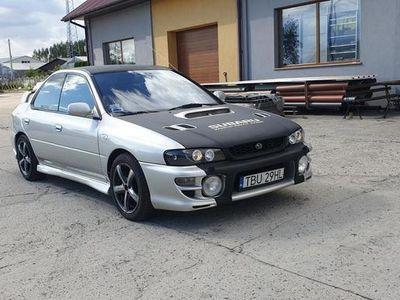używany Subaru Impreza GT
