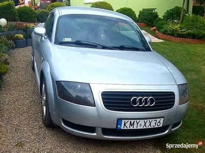 używany Audi TT 1.8 turbo lpg