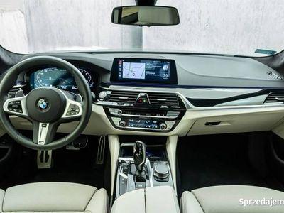 używany BMW M550 550 i xDrive | Adapacyjne zawieszenie M Professional Head-up | G30 (2017-)
