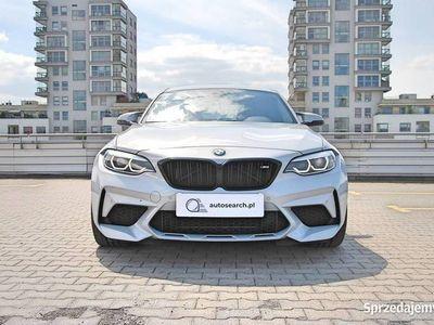 używany BMW M2 Competition, Polski Salon, I właściciel, Gwarancja