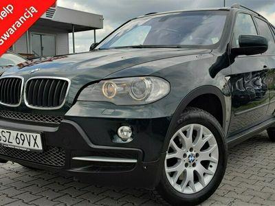 używany BMW X5 3.0 235 PS Czarny Sufit X-Drive Serwis Brazowa Skóra M-Sport E70 (2006-2013)