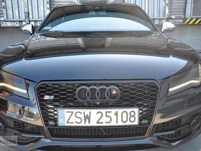 używany Audi S7 *Head Up* Nacht Vision*Radar*Bosse*Kamery 360*GWARANCJA