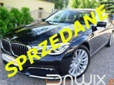używany BMW 740 SERIA 7 d /320KM/ xDrive LaserLED/StopGo/masaż+wentyl