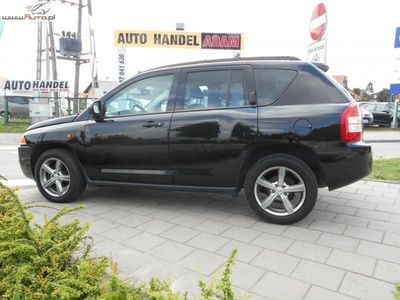 used Jeep Compass 2.4dm3 170KM 2007r. 134 000km 2,4 Benz 170 KM Automat Klima Alu Super stan