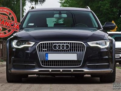 używany Audi A6 Allroad 3.0 TDI Quattro 2xPDC Drive Select Keyless Gwarancja Raty Zamiana C7 (2012-)