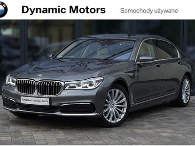 używany BMW 750L 7 Series Sedan - Long wheelbase G12 i xDrive 4.4L 449KM