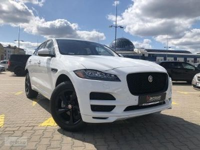 używany Jaguar F-Pace Idealny Stan Panorama LED Grzana kierownica