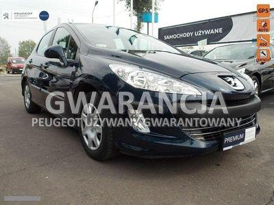 używany Peugeot 308 CC 1.6dm 90KM 2010r. 69 445km