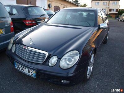 używany Mercedes 220 E klasa2.2 CDi Elegance