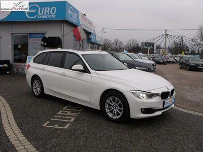 używany BMW 320 2dm3 183KM 2013r. 131 000km Serwis ASO Gwar. 1 rok 2.0 d 183 KM