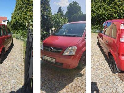 używany Opel Meriva MERIVA PRZEGLĄD DO 10.2020PRZEGLĄD DO 10.2020