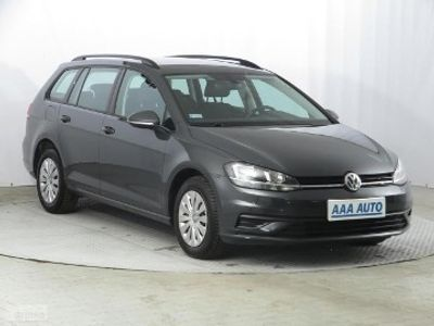 używany VW Golf Sportsvan  1. Właściciel, Serwis ASO, VAT 23%, Klima, Parktronic