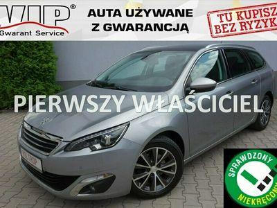używany Peugeot 308 SW 1,2i Full Led Navi Klimatronik Alu Panorama 1.Właściciel VIP Gwarancja III (2013-)
