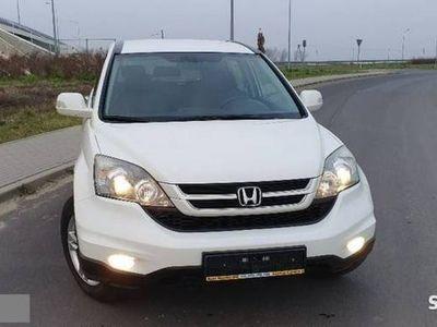 używany Honda CR-V 2.2dm 150KM 2011r. 112 000km