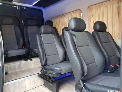 używany Mercedes Sprinter 9 osobowy 313 CDI DŁUGI Navi Auto Klima