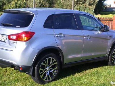 używany Mitsubishi Outlander Sport (ASX)