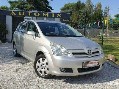 używany Toyota Corolla Verso 1.6dm 110KM 2005r. 159 000km