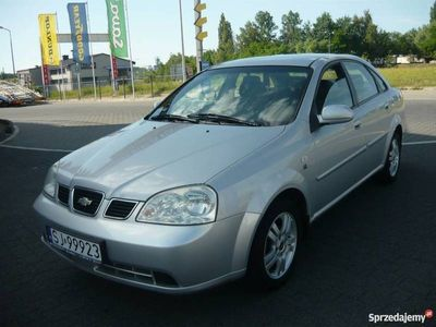 używany Chevrolet Lacetti 1.4 16V klimatyzacja SEDAN ( PL ) krajowy