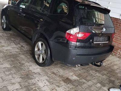 używany BMW X3 3.0D 204km 2004r