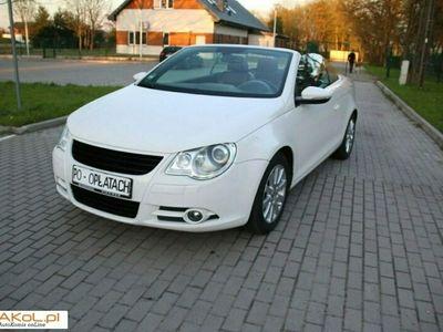 używany VW Eos 2dm 140KM 2008r. 185 000km
