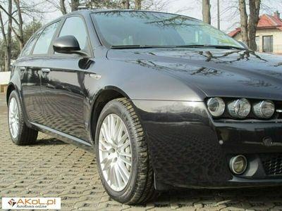 używany Alfa Romeo 159 2.4dm 200KM 2010r. 129 091km