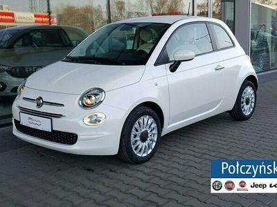 używany Fiat 500 1dm 70KM 2021r. 7km