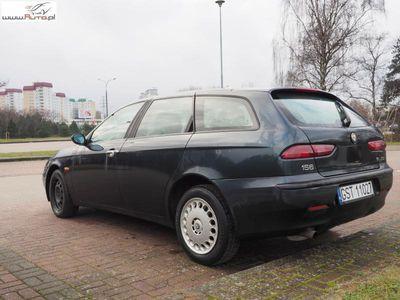 gebraucht Alfa Romeo 156 1.9dm3 115KM 2001r. 256 000km SW JTD ABS ręczna klima.