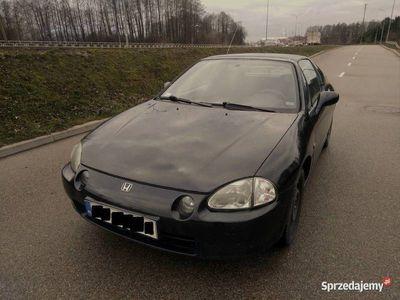 używany Honda CR-X Del Sol 1.6 D16z6 + LPG