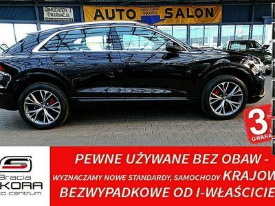 używany Audi Q8 3dm 340KM 2019r. 132 000km