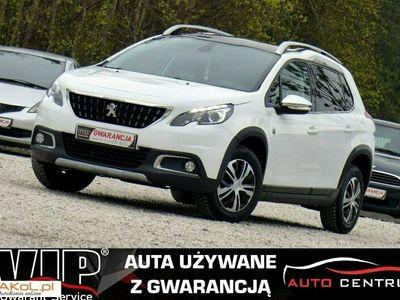 używany Peugeot 2008 1.2dm 110KM 2017r. 39 006km