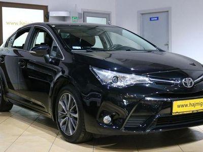 używany Toyota Avensis Premium + NAVI, Gwarancja x 5, salon PL, fv VAT 23