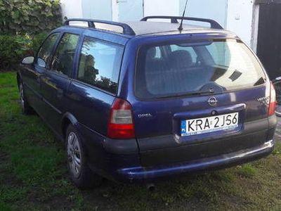 używany Opel Vectra z lpg