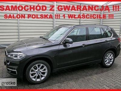 gebraucht BMW X5 III (F15) X DRIVE + Automat + Salon PL + 1 Wł + 100% Serwis !!!