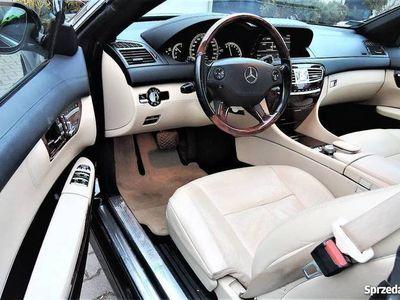 używany Mercedes CL500 Jasna tapicerka FV23% Super stan = ZAMIANA