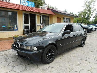 używany BMW 530 3dm 193KM 2002r. 275 000km