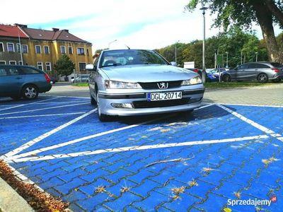 używany Peugeot 406 Poliftw hdi