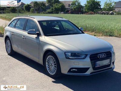 używany Audi A4 2dm 150KM 2014r. 188 000km