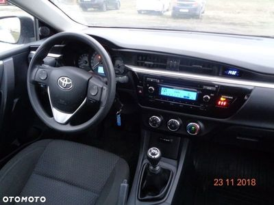 used Toyota Corolla Seria