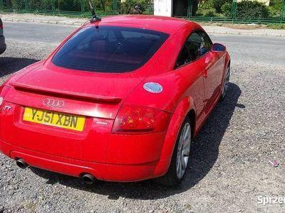 używany Audi TT 1.8t 225KM s-line BAM quattro anglik zarejestrowany