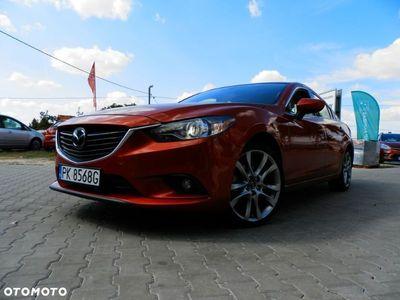 brugt Mazda 6 III 2.5 Skypassion I-ELoop aut OPŁACONA!
