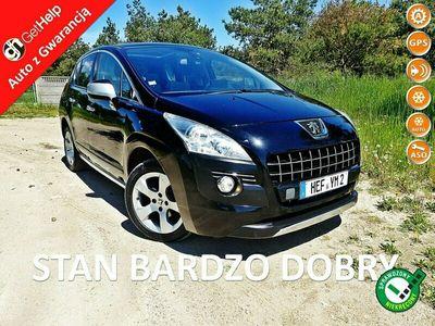 używany Peugeot 3008 1.6 HDI*Climatronic*Alu*PDC*Navi*HEAD UP*Elektryka*Panorama*ZOBACZ!!! I (2009-2016)