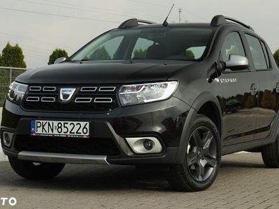 używany Dacia Sandero Sandero IIStepway 1.5 dCi Navi Klima 34_tys.km Gwarancja !!!