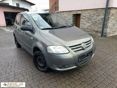 używany VW Fox 1.2dm 55KM 2006r. 162 000km