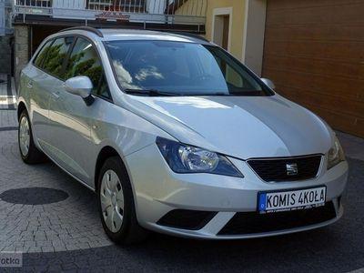 używany Seat Ibiza 1.2dm 70KM 2015r. 45 000km
