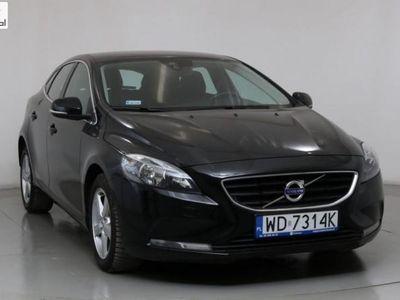 używany Volvo V40 2dm3 120KM 2015r. 54 427km WD7314K # Momentum # Gwarantowany przebieg #