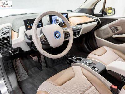 używany BMW i3 Inny 0dm3 170KM 2018r. 9 800km94Ah | Asystent parkowania | Regulator prędkości |